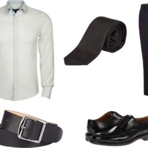 Áo sơ mi trắng và 5 cách mặc đẹp cho namgiới