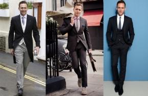 Gu thời trang 'quý tộc Anh' của TomHiddleston