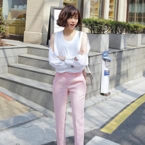 4 lợi ích của quần vải với công sở ngàyhè