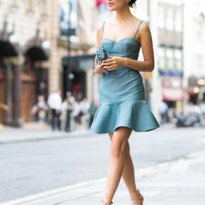 """Bí quyết tăng chiều cao nhờ ăn mặc cho nàng """"nấmlùn"""""""