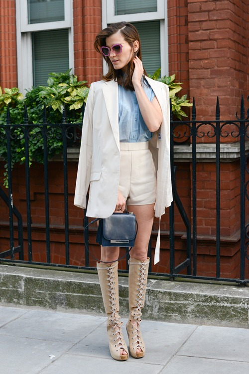 LFW SS2013: Street Style Day 3