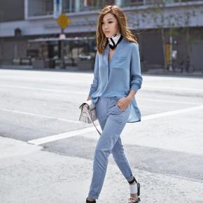 5 biến tấu trang phục đơn giản mà cực chất nàng nào cũng có thể ứngdụng