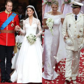 Lý giải giá tiền siêu tưởng của các váy cưới đắt giậtmình