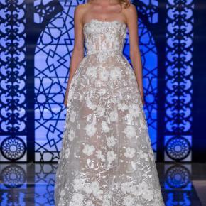 5 bộ sưu tập váy cưới đẹp mùa thời trang Thu Đông2016