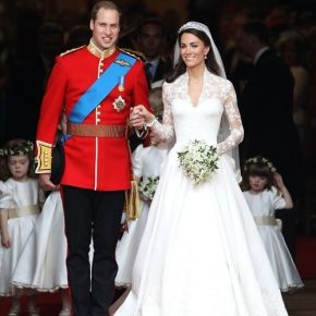 7 bộ váy cưới hoàng gia xa xỉ nhất hànhtinh