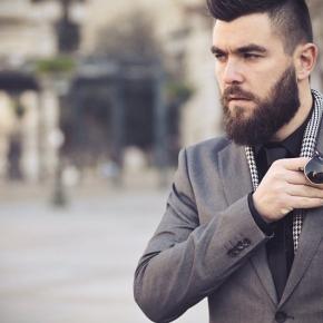 Suit nam màu xám và những cáchphối