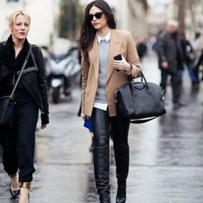 7 cách mặc blazer may đo để không bị chê quêmùa