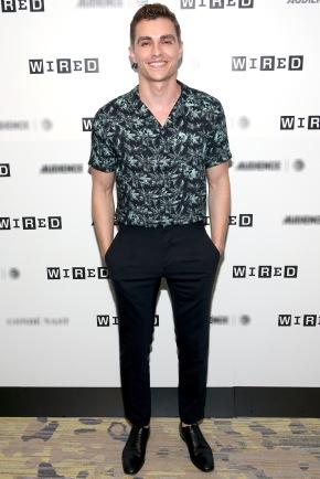 Top sao nam có phong cách thời trang nổi bật nửa cuối tháng7/2017