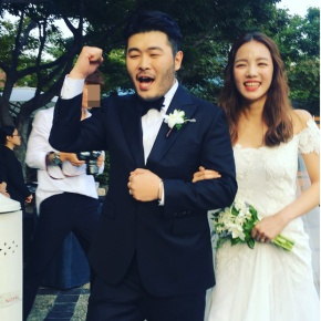 """Đám cưới siêu khủng của diễn viên """"Vườn sao băng"""": Hội bạn thân tài tử, mỹ nhân hội tụ, thiếu Song JoongKi"""
