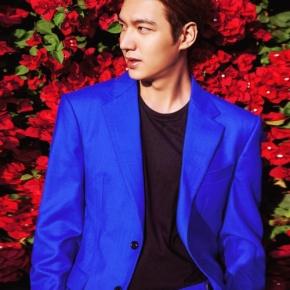 Lee Min Ho diện suit trông như giám đốc giàucó