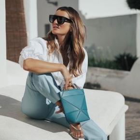 7 cách mặc sơ mi trắng may đo để nữ công sở sinh động và nổibật