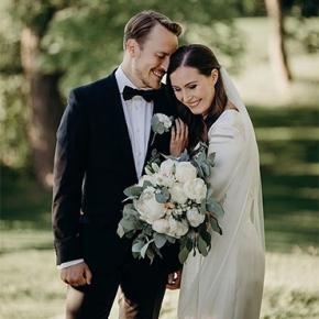 Đám cưới từ chuyện tình 16 năm của nữ Thủ tướng PhầnLan